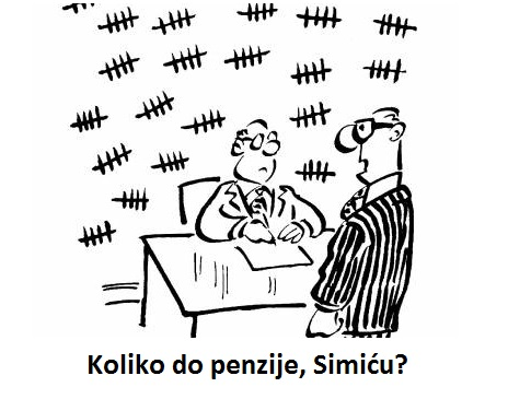 Koliko do penzije, Simiću?