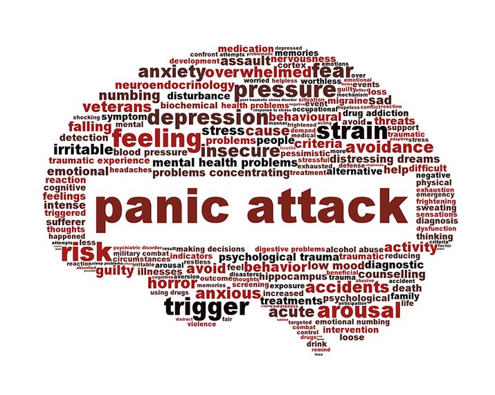 panični napad
