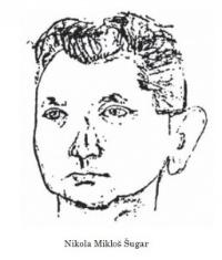 Nikola Šugar - crtež